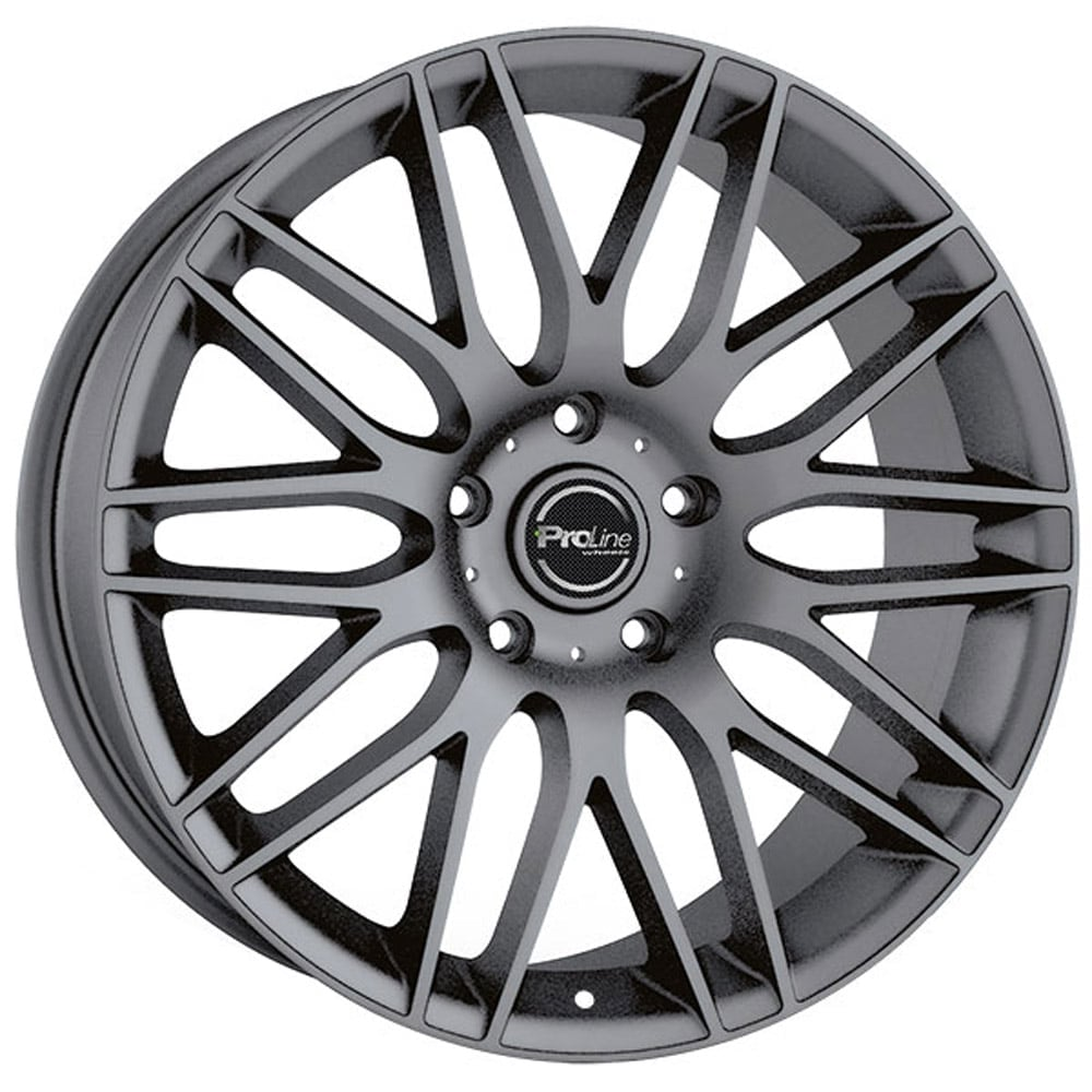 proline pxk rims proline rims on sale at pneus online. Black Bedroom Furniture Sets. Home Design Ideas