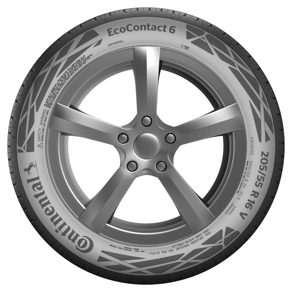 Continental Conti-EcoContact 6 205/55 R16 94 H band