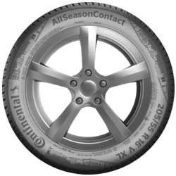 Neumático Continental All Season Contact 185/60 R14 86 H