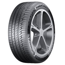 Continental Conti-PremiumContact 6 205/40 R17 84 Y band