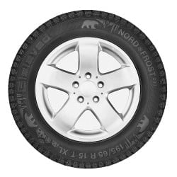 Gislaved Nordfrost 200 225/45 R17 94 T tire